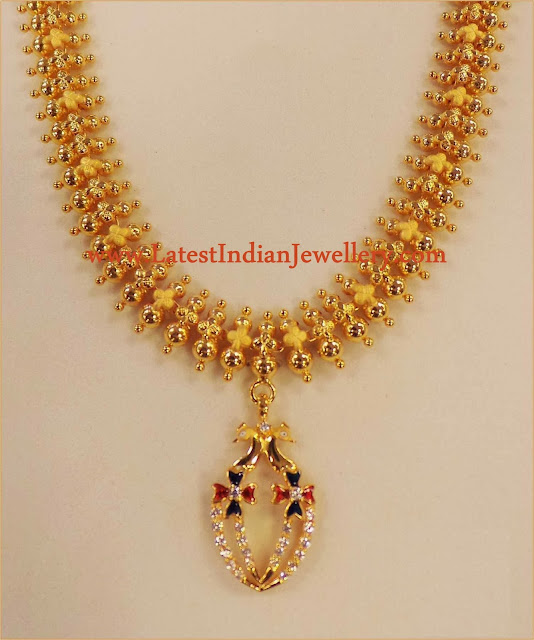 Redesigned Traditional Necklace
