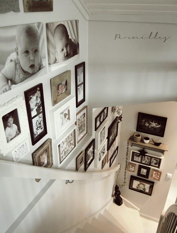 Bildevegg Stue   arrangement