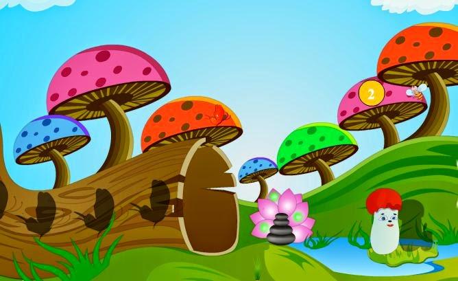 E333E Tinkerbell Mushroom Escape Walkthrough