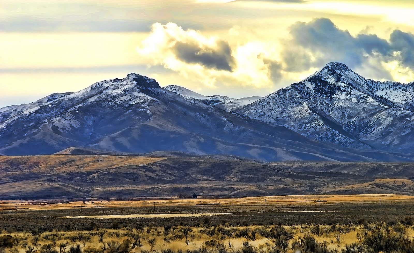 Chuck Kuhn's USA in Photos: Wyoming Landscape (11)