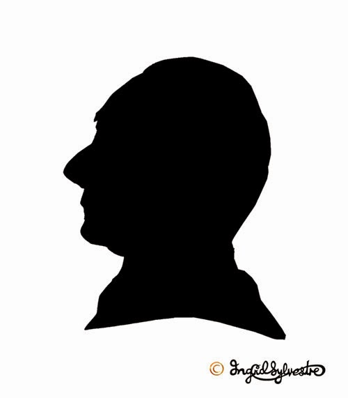 Silhouette hand cut for North East Wedding Entertainment ideas Party Entertainment Christmas Party Entertainment Corporate Events Wedding Caricatures and Silhouettes Ingrid Sylvestre UK caricaturist & silhouette artist North East Newcastle upon Tyne Durham Sunderland Middlesbrough Teesside Northumberland Yorkshire