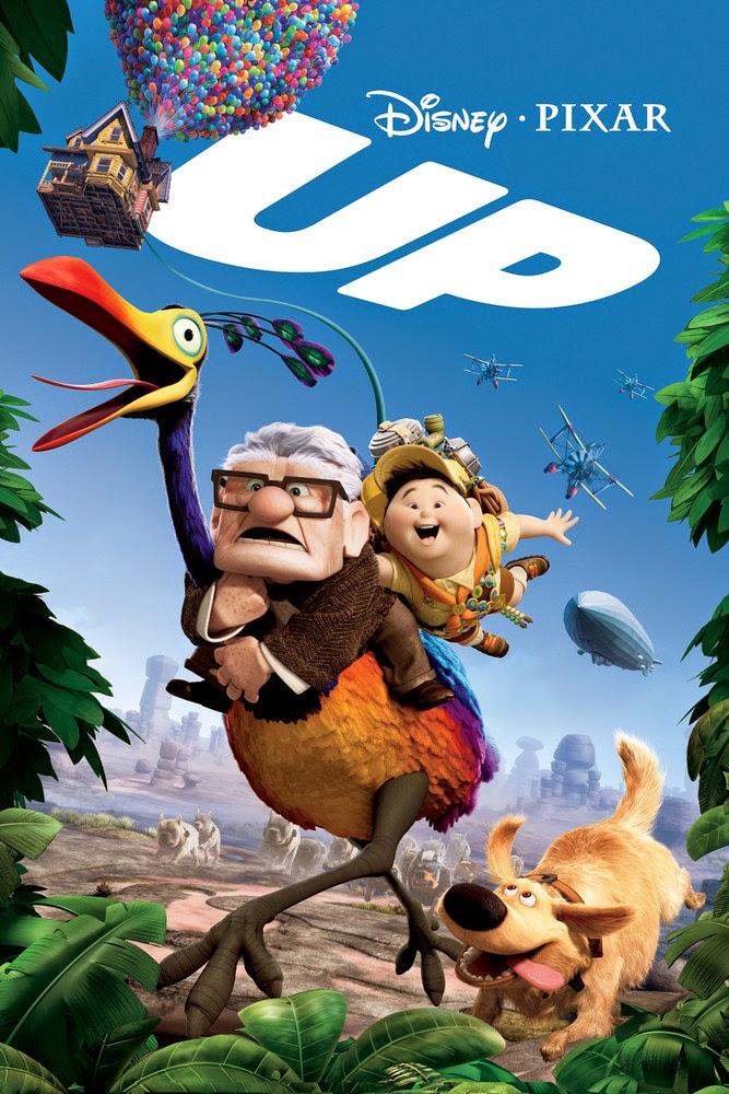 UP (2009) BluRay 720p Full Movie + Subtitle Indonesia