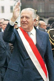 Ex Presidente Fernando Belaúnde Terry