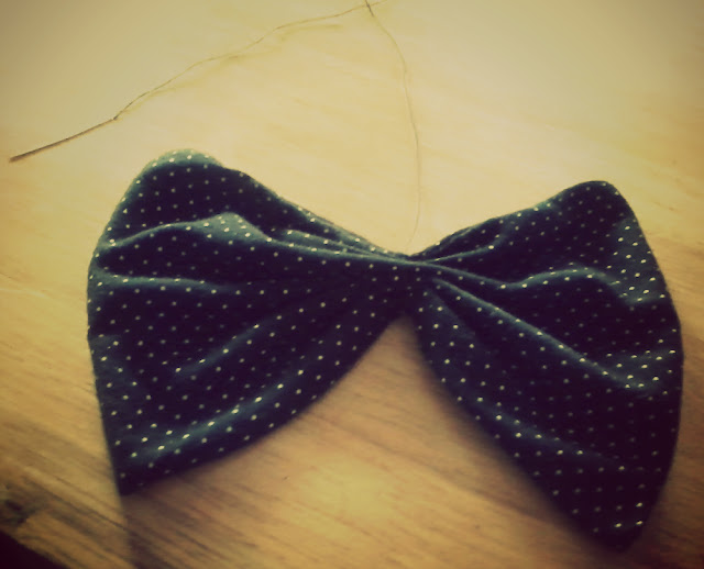 pretty bow diy