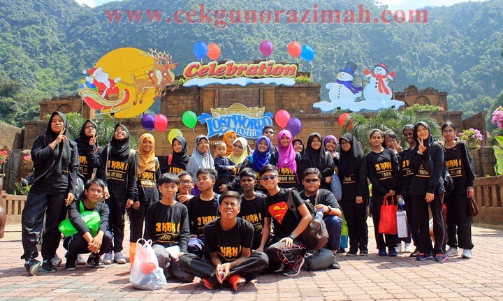 2014 : 3KRK1 di SMK Telok Panglima Garang