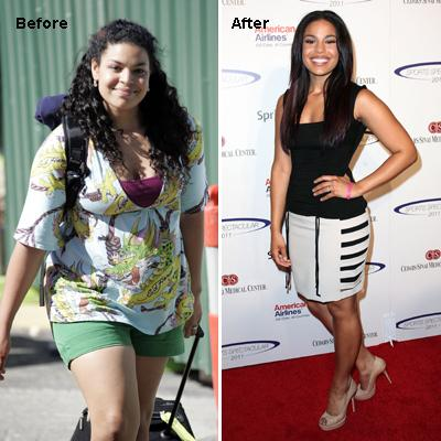 Jordin Sparks Reveal Her Weight Loss Secret - Looks like a minimum of ...