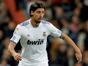 German and RM footballer Sami Khedira Wallpapers 2013.