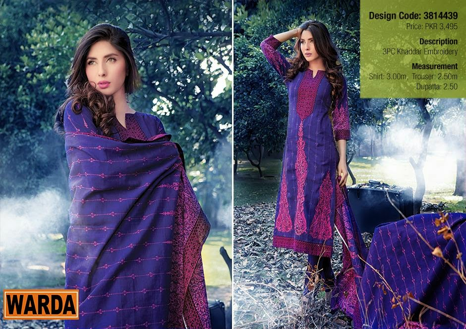 Latest Designer Winter Collection for Women