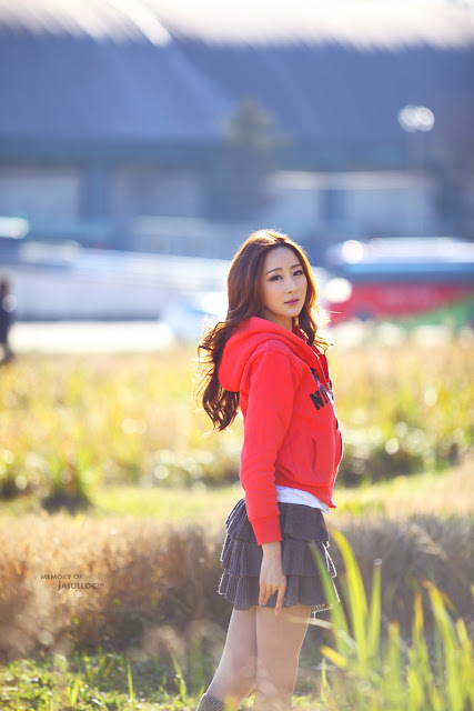 Eun Bin lovely with Winter