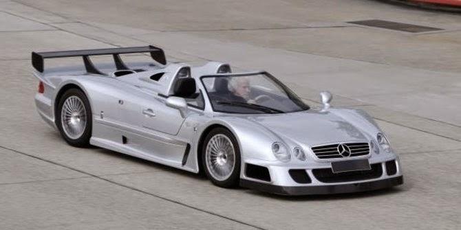 Mobil Mercedes Benz Paling Cepat Di Dunia