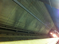 LA Metro Red Line Station