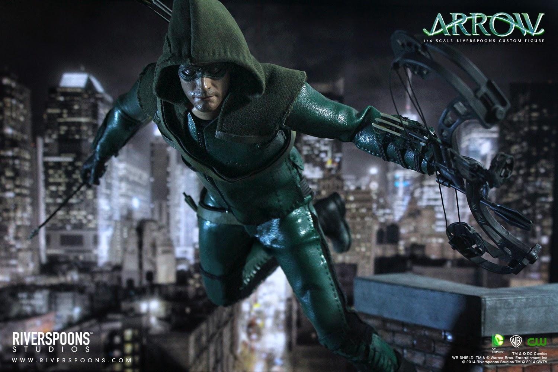 [Riverspoons Studios] Arrow 1/6 scale Riverspoons_05_background