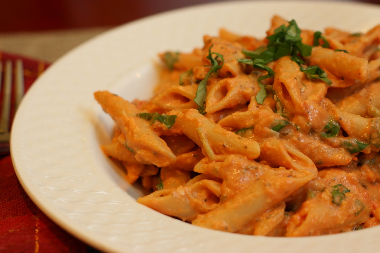 The Bitchin' Kitchin': Penne Alla Vodka