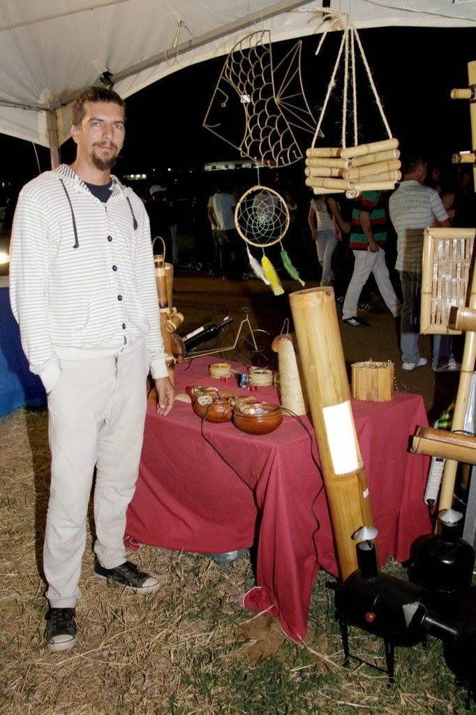 Artesão Paulo Lisboa: artesanato local em destaque