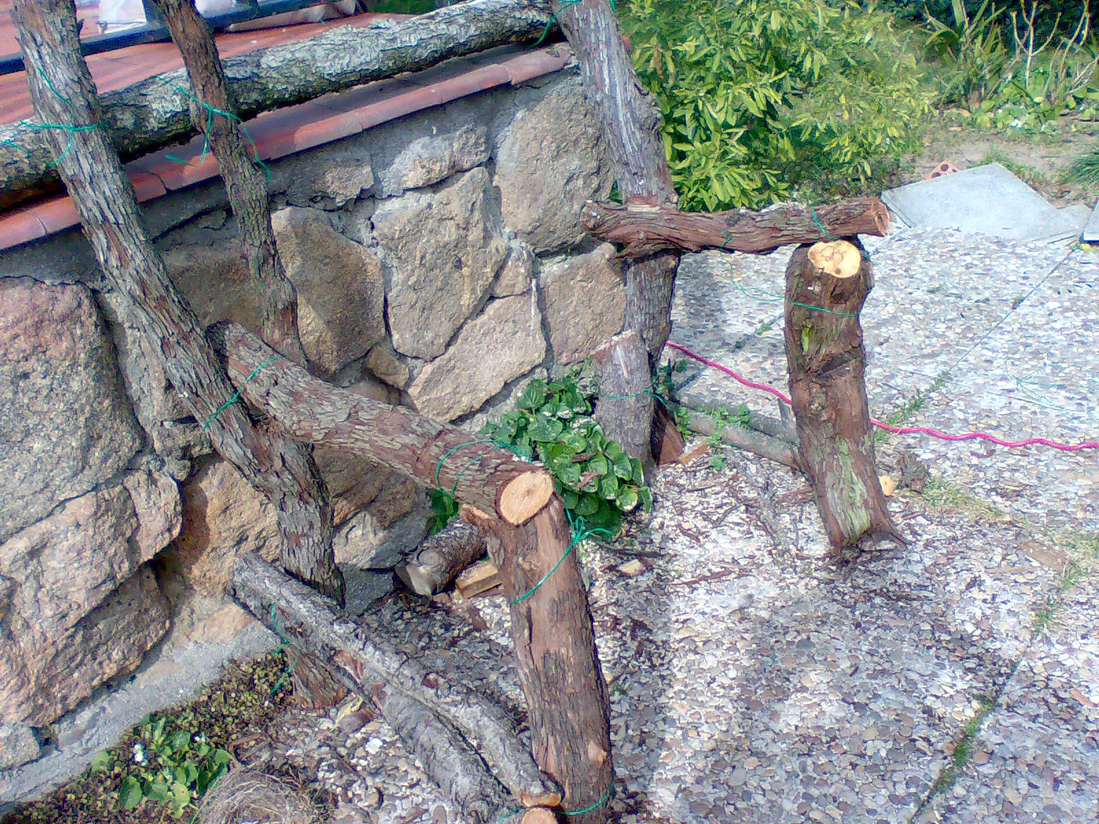 Como hacer un jardin rustico dise os arquitect nicos for Como hacer un jardin rustico