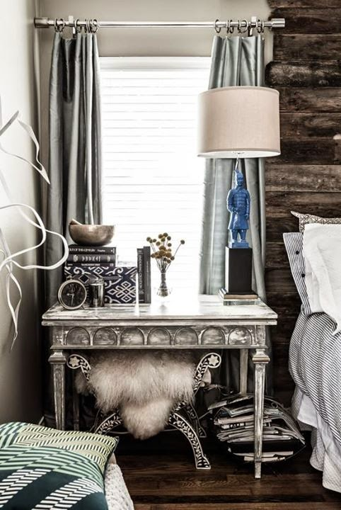trend, eclectic, mixing styles at home, rustic glam