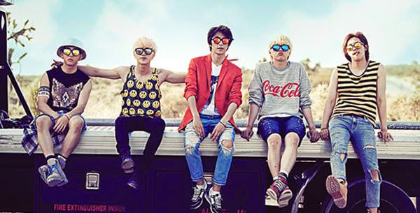 B1A4 release MV making for 'Solo Day'
