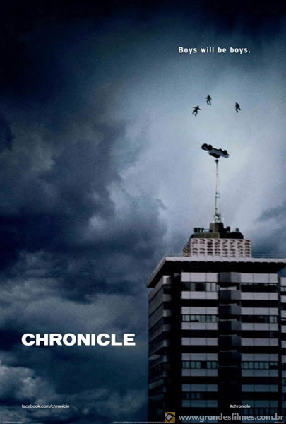 Poster de Chronicle