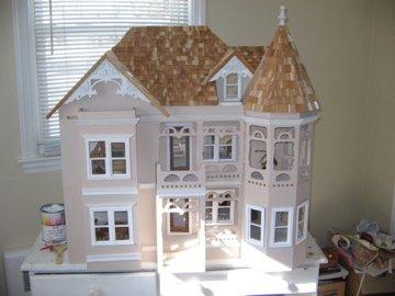 Miniaturehousesbylynda Duracraft Alexandria Dollhouse