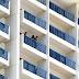 Un Hombre se lanza del piso 19 del hotel Caribe Hilton