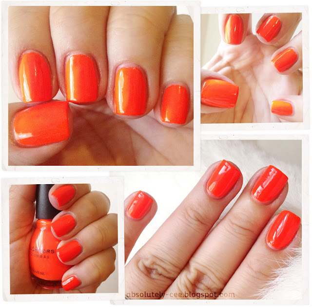 Sinful Colors Summer Peach