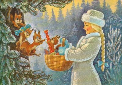 Детские новогодние открытки 1001 идея для мамы