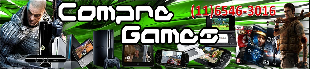 Loja de Games- Compre Games Já - Eletrônicos