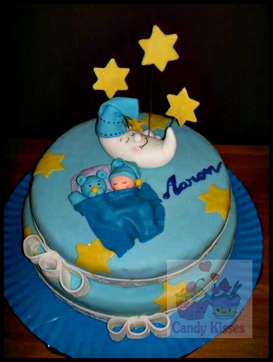 Fotos de pasteles para bautizo de niño - Imagui