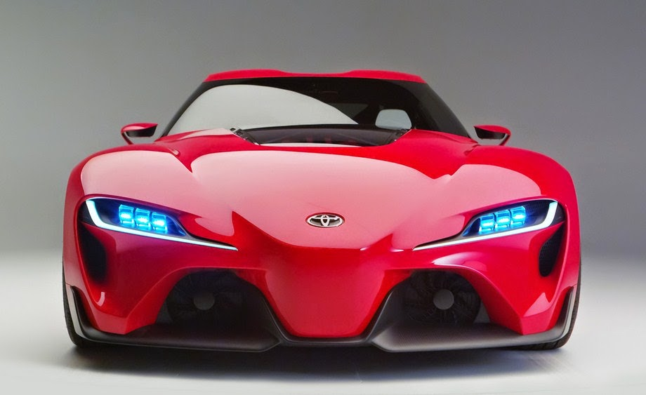 2015 Toyota FT-1 Concept and Release Date | 2016 Toyota