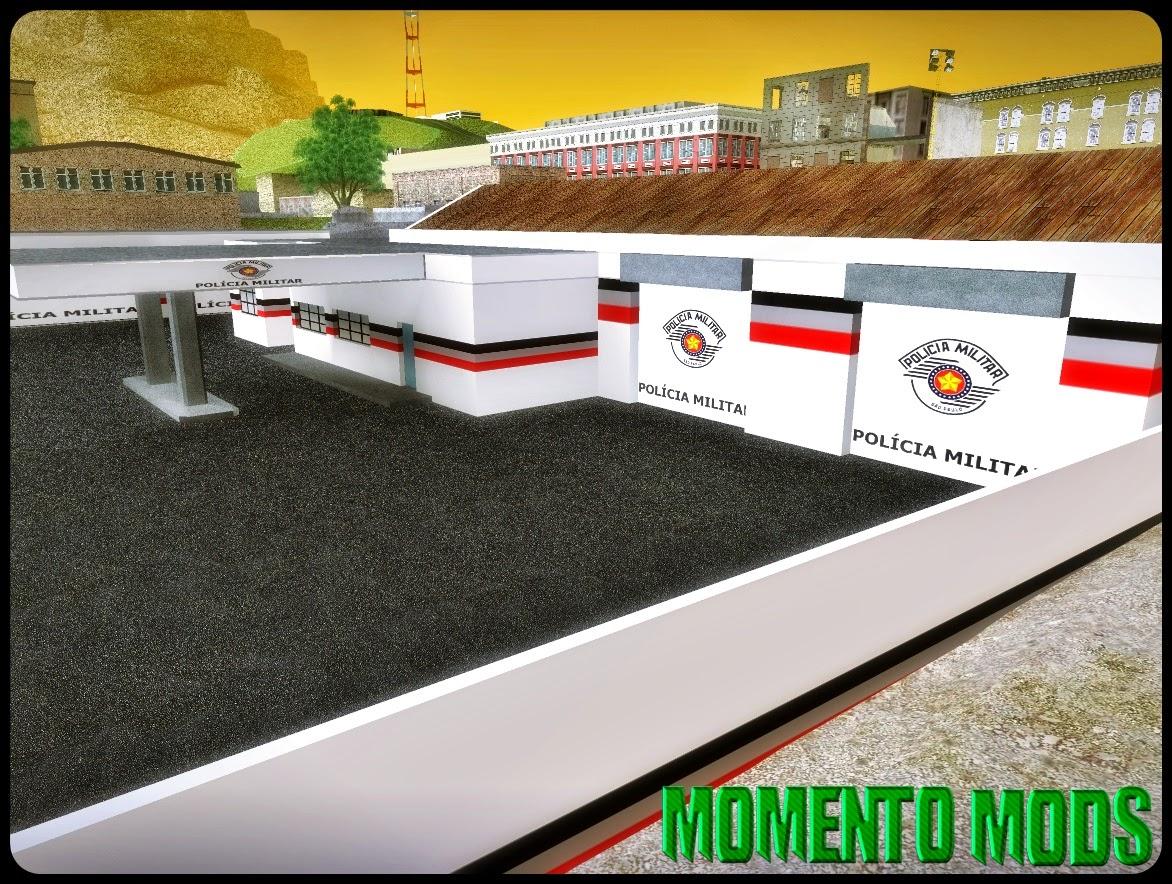 GTA SA - Batalhão Da Força Tática e Rocam