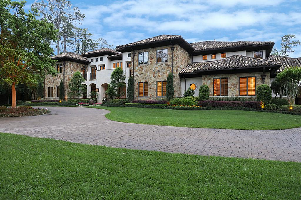 Mansions & More: Newly Listed Texas Mansion