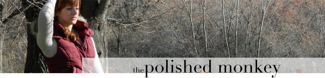 The Polished Monkey - A Fashion & Personal Style Blog
