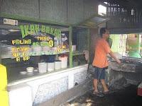 Ikan Bakar Yang Menggugah Selera