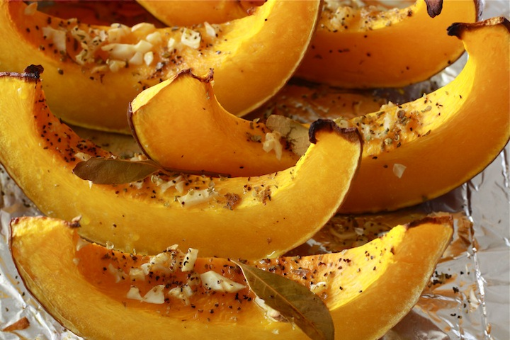 Roasted Spiced Squash by Season with Spice