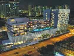 Hotel Murah di Tiog Bahru Singapore - Dorsett Singapore