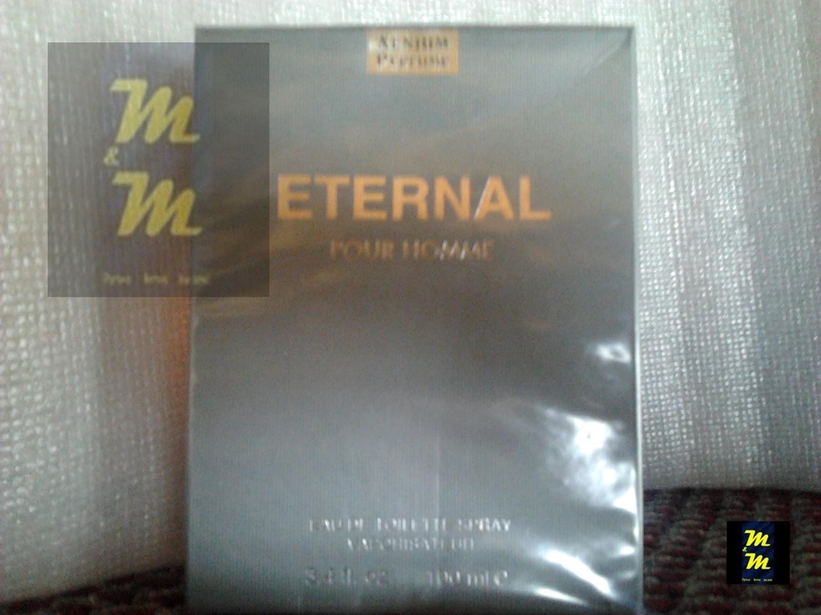perfume eternal 100ml