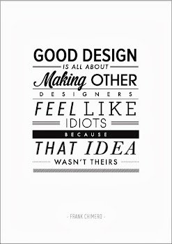 Brilliant Design Quote
