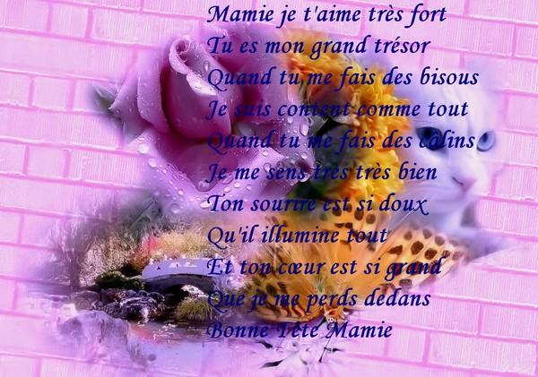 citation deuil mamie