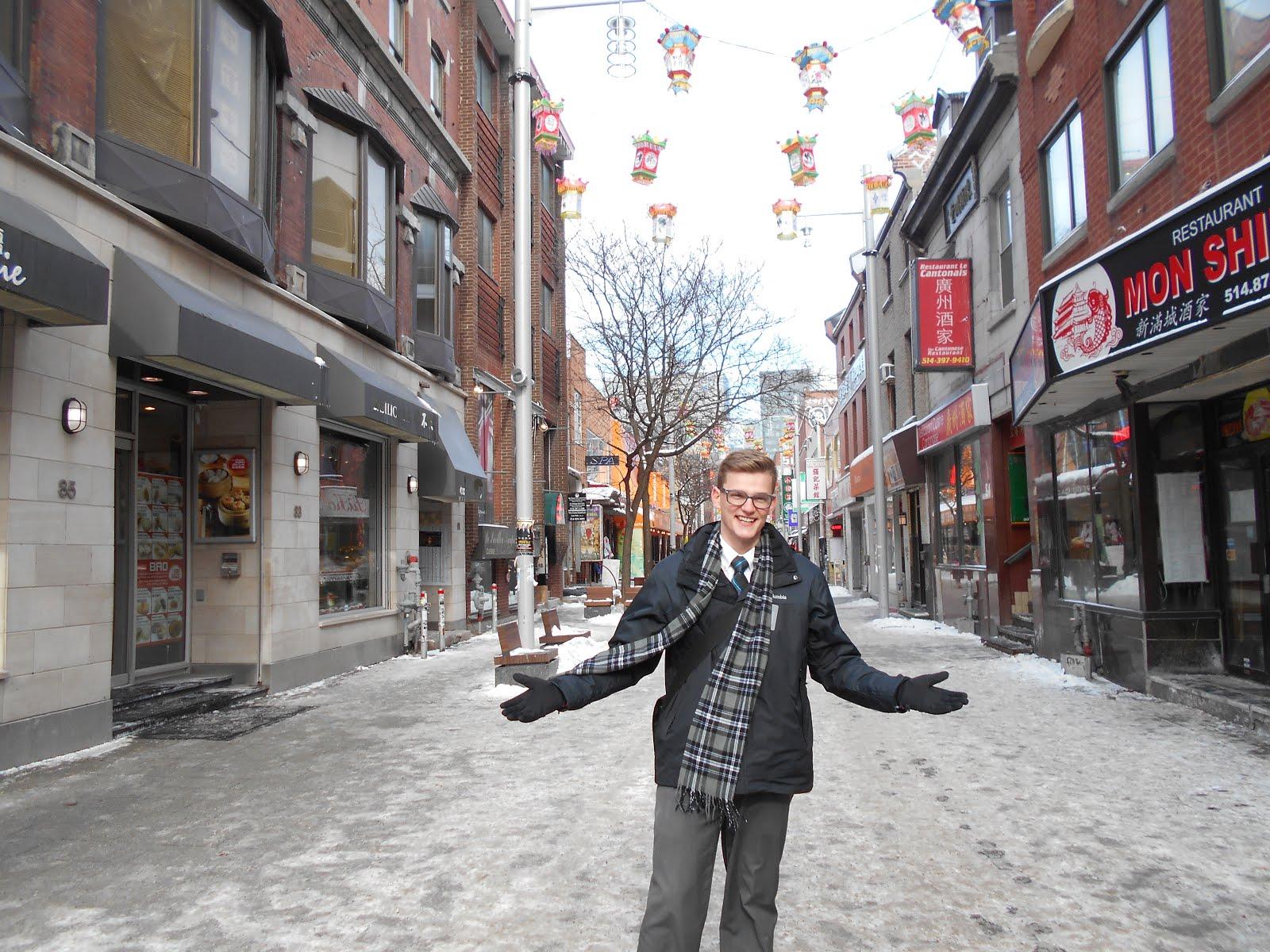 Chinatown Montreal!