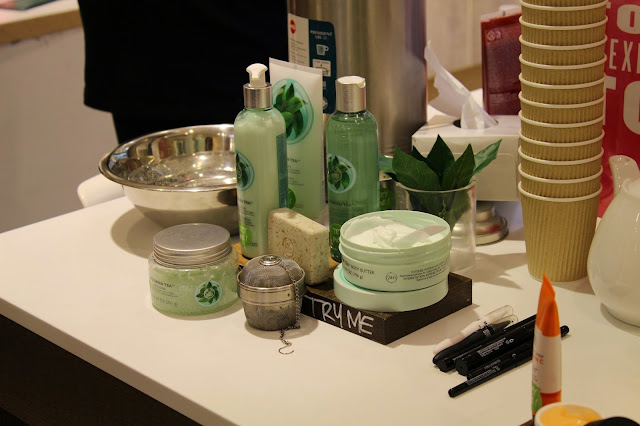 The Body Shop, Fuji Green Tea