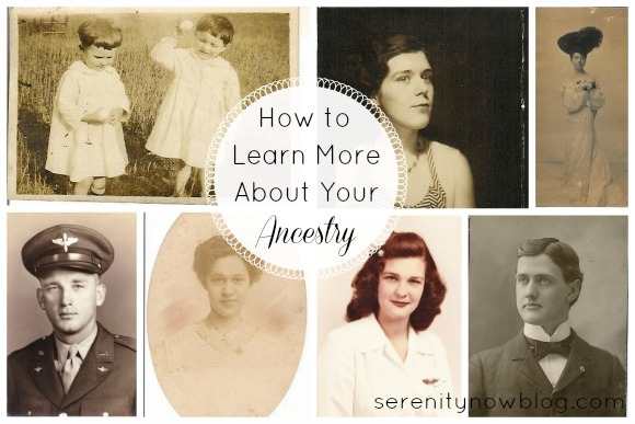 Learning More About Ancestry with 23andMe, from Serenity Now blog #spon