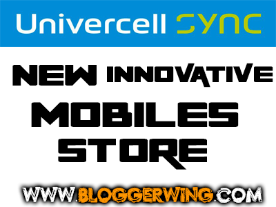 UNIVERCELL SYNC-New Innovative Store For Mobiles