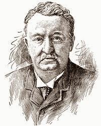 Cecil John Rhodes (1853 - 1902) - Colonizador Britânico