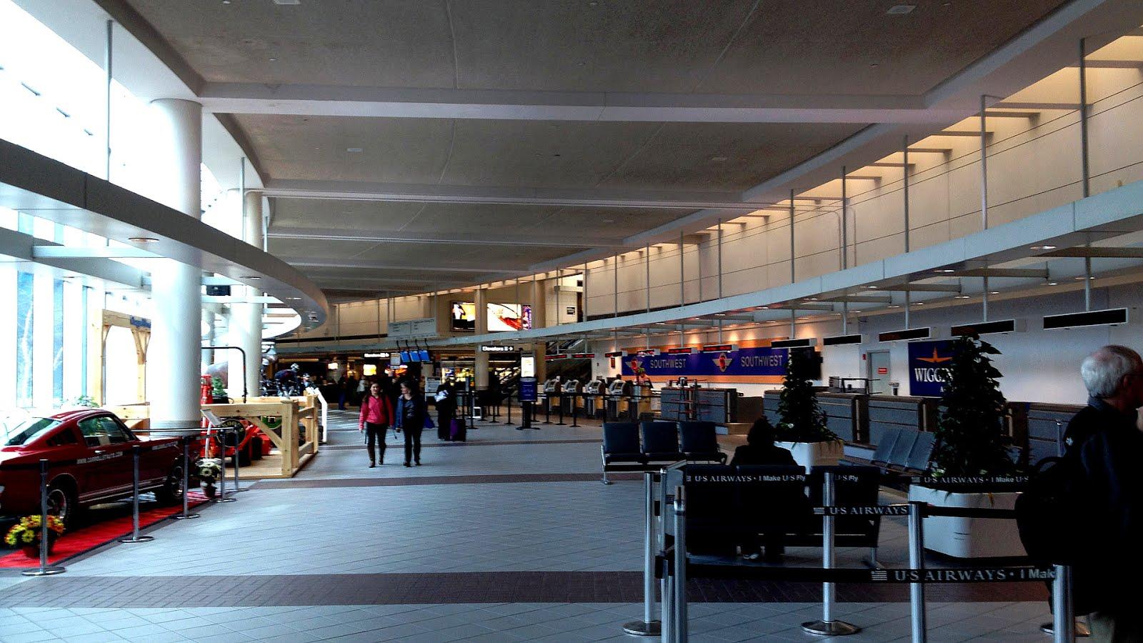 National Car Rental Bangor Airport