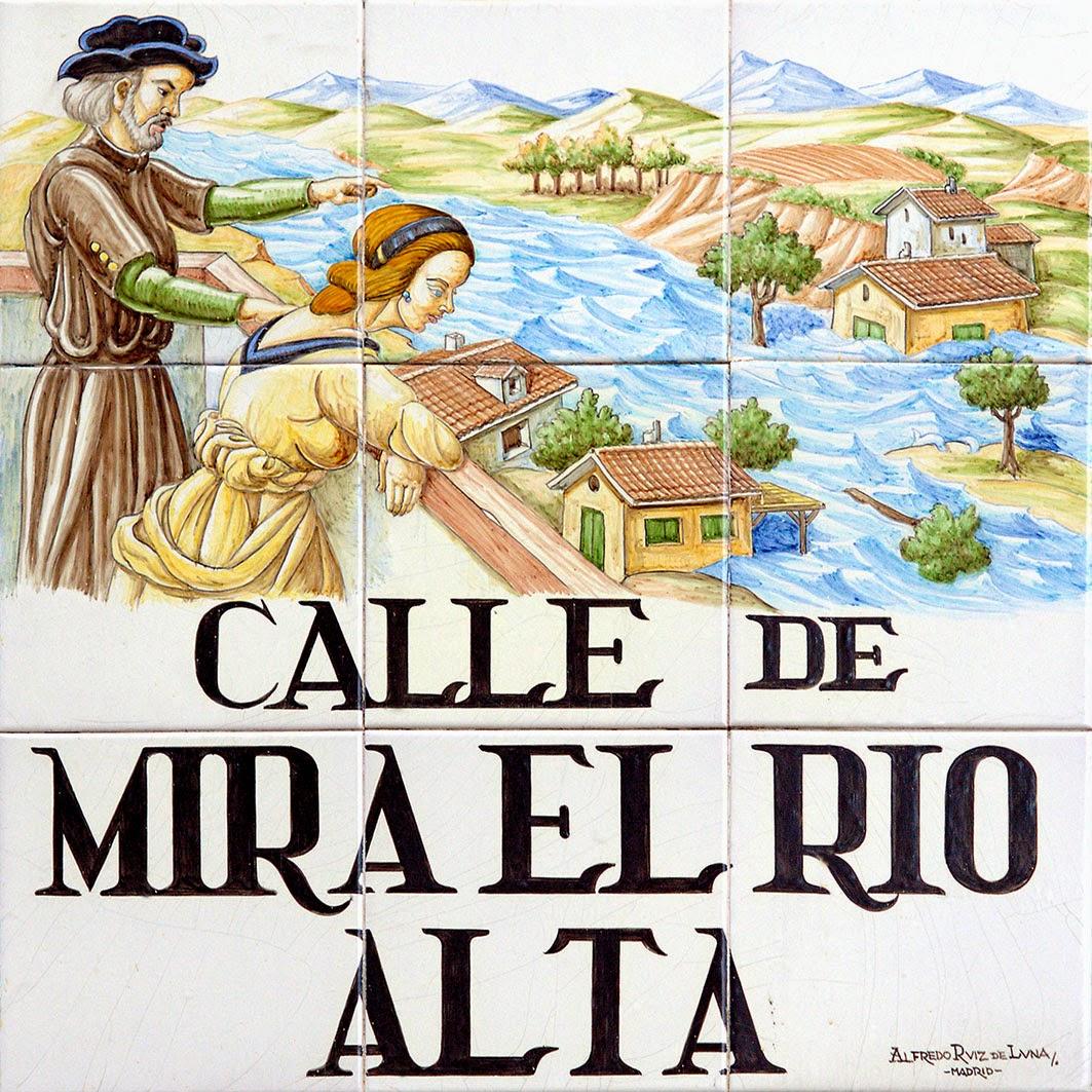 Calle de Mira el Río Alta