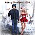 Merry Christmas 2014 from Hiram and Kirsten