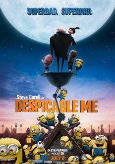 Kẻ Cắp Mặt Trăng - Despicable Me 2010