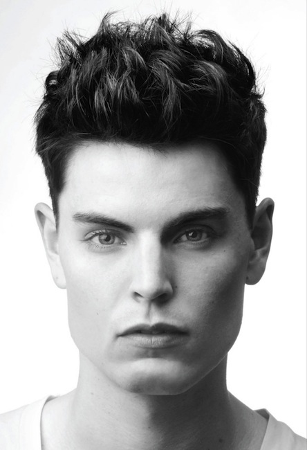 latest men's hairstyles trends 2012- photo 8