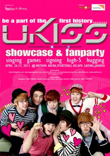 Konser U-KISS
