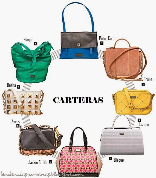 carteras de moda verano 2014 argentina